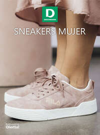 Sneakers mujer