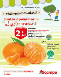 Alimentamos lo local