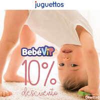 Bebé Vip 10% de descuento