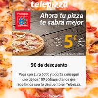 Tu pizza te sabrá mejor