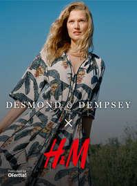 Desmond & Dempsey x H&M