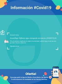 Información Accastillage Diffusion #Covid19