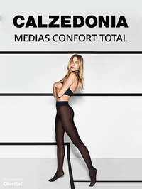 Medias confort total