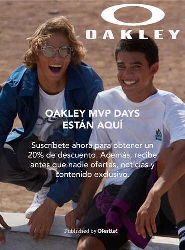 Oakley MVP Days- Page 1