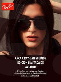 Arca x Ray-Ban Studios
