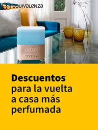 Descuentos para una casa perfumada