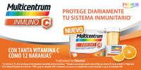 Protege diariamente tu sistema inmunitario 🍊
