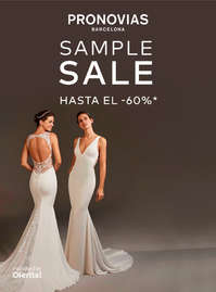 Sample Sale. Hasta el -60%