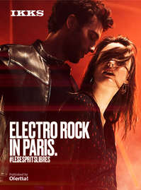 Electro Rock in Paris