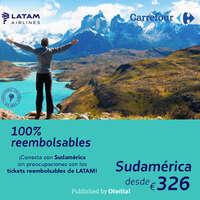 ¡Conecta con Sudamérica!