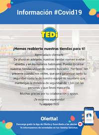 Información TEDi #covid19