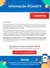 Información Mapfre #Covid19