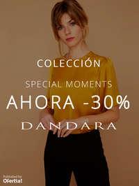 Colección Special moments ahora -30%