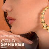 Gold Spheres