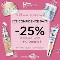 It's confidence days 💖