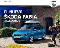 El nuevo SKODA FABIA - Accesorios