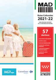 Rutas Culturales 2021-2022