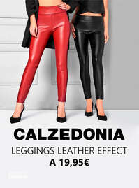 Leggings leather effect a 19,95€