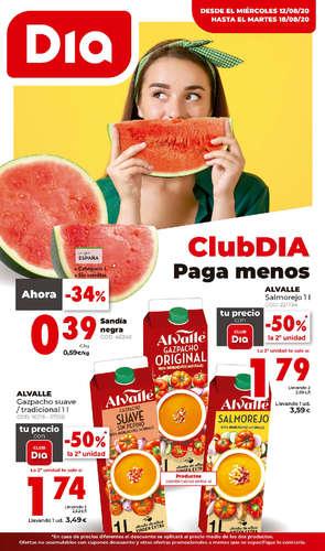 Club Dia, paga menos- Page 1