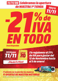 -21% de IVA en todo