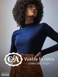 Vuelve lo retro - colección mujer