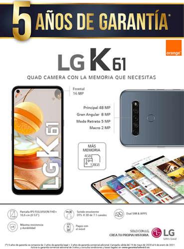 Promo LG años de garantía- Page 1