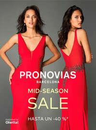 Mid Season Sale. Hasta un -40%
