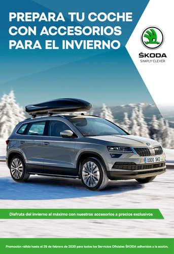 Prepara tu coche con accesorios para el invierno- Page 1