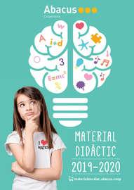 Material didàctic 2019-2020