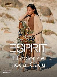 El color de moda caqui