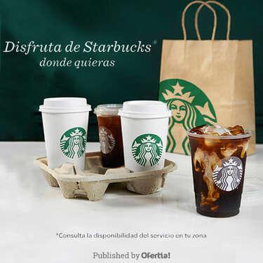 Disfruta de Starbucks donde quieras- Page 1