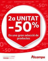 2a unitat -50%
