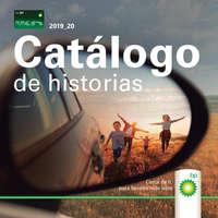 Catálogo de historias