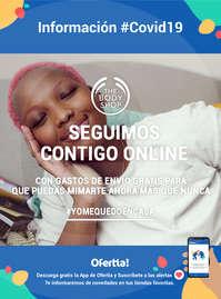 Seguimos contigo online #Covid19 #YoMeQuedoEnCasa