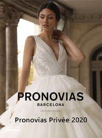 Pronovias Privée 2020