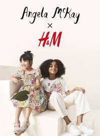Angela McKay x H&M