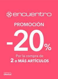 -20% por la compra de 2 o más artículos