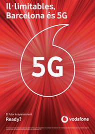 Il·limitables, Barcelona és 5G