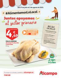 #AlimentamosLoLocal 🍗