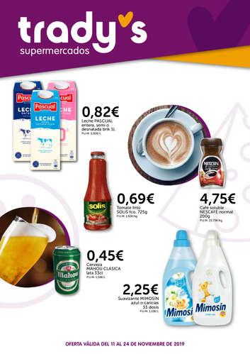 Trady's supermercados- Page 1