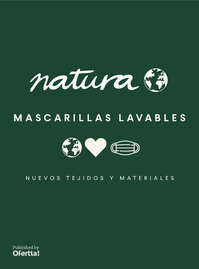 Mascarillas lavables