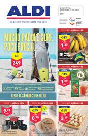 Mucho paddle surf. Poco precio