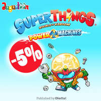 SuperThings con 5%
