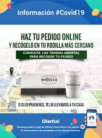 Información Rodilla #covid19
