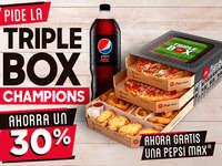 Triple Box!