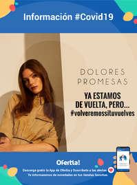 Información Dolores Promesas #covid19
