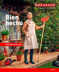 Maquinaria de jardín 2020