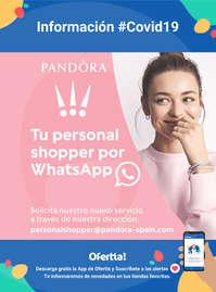 Información Pandora #Covid19