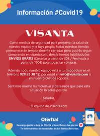 Información Visanta #Covid19