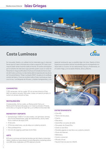 Cruceros 2019- Page 1